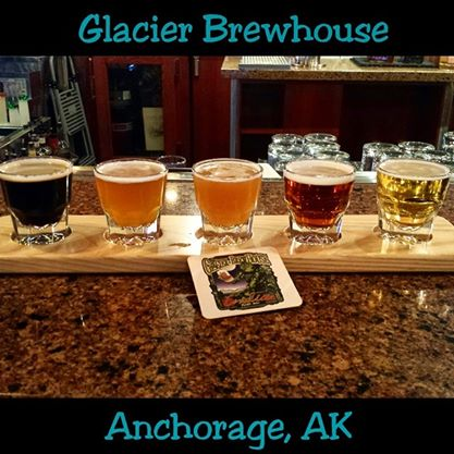 Glacier Brewhouse - Anchorage Alaska